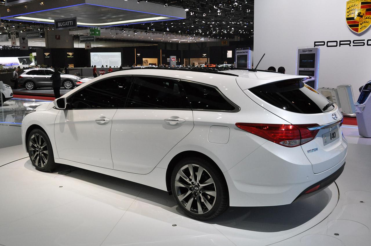 Hyundai i40 I 2011 - 2015 Station wagon 5 door :: OUTSTANDING CARS