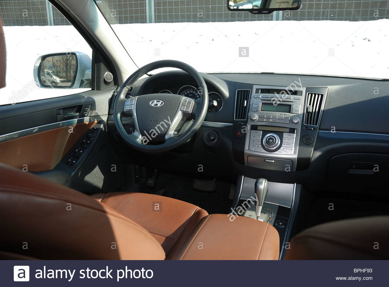 Hyundai ix55 2009 - 2013 SUV 5 door #4