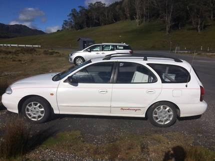 Hyundai Lantra I 1990 - 1995 Sedan #2