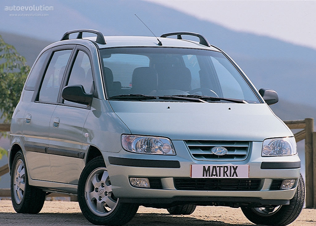 Hyundai Lavita 2001 - 2007 Compact MPV #5
