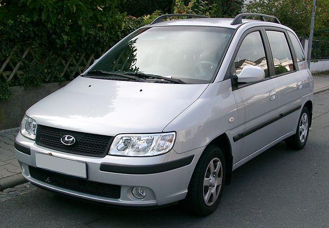 Hyundai Lavita 2001 - 2007 Compact MPV #6