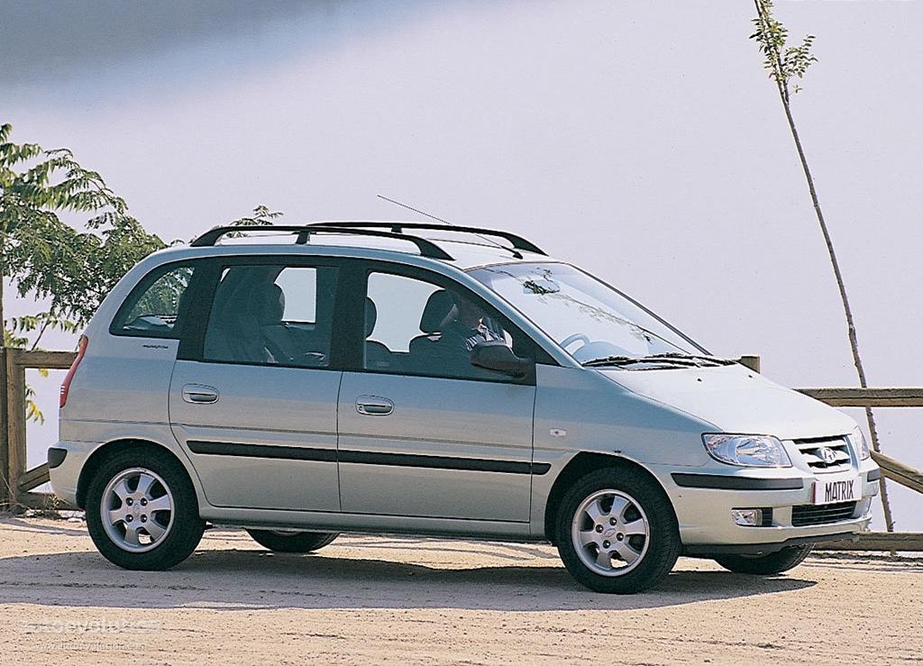 Hyundai Lavita 2001 - 2007 Compact MPV #4