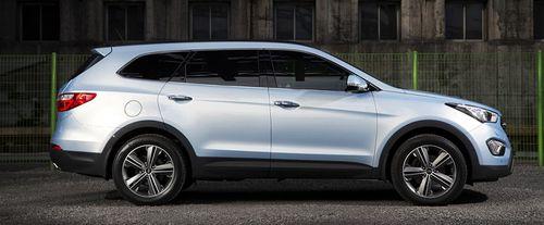 Hyundai Maxcruz 2012 - now SUV 5 door #2