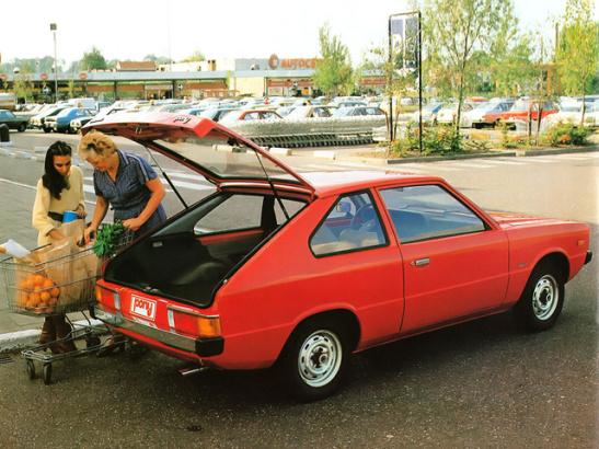 Hyundai Pony I 1975 - 1982 Hatchback 5 door #5