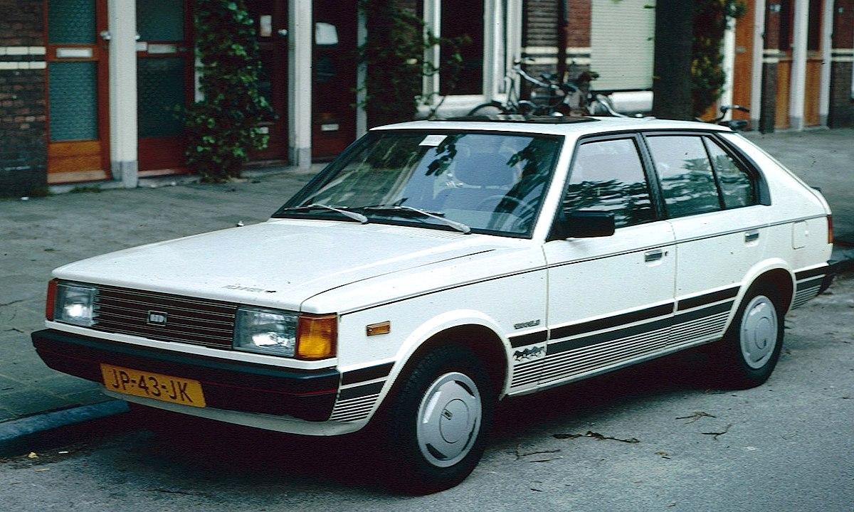 Hyundai Pony I 1975 - 1982 Hatchback 5 door #6