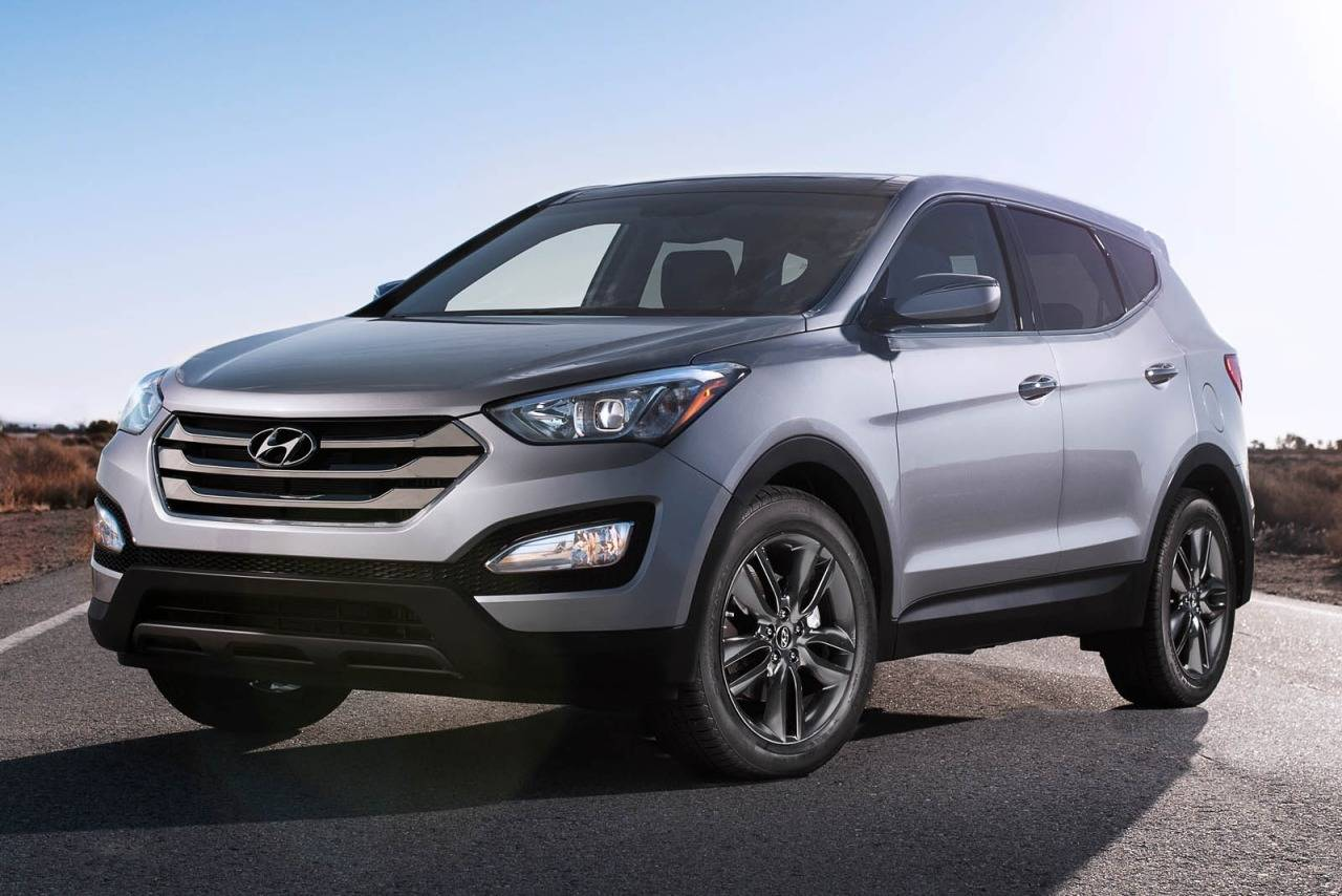 Hyundai Santa Fe Iii Restyling 2015 Now Suv 5 Door Outstanding Cars