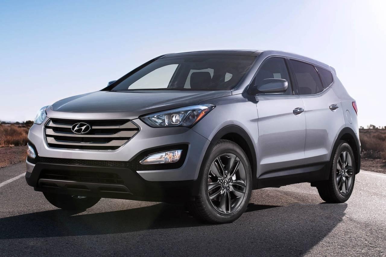 Hyundai Santa Fe III Restyling 2015 - now SUV 5 door #2