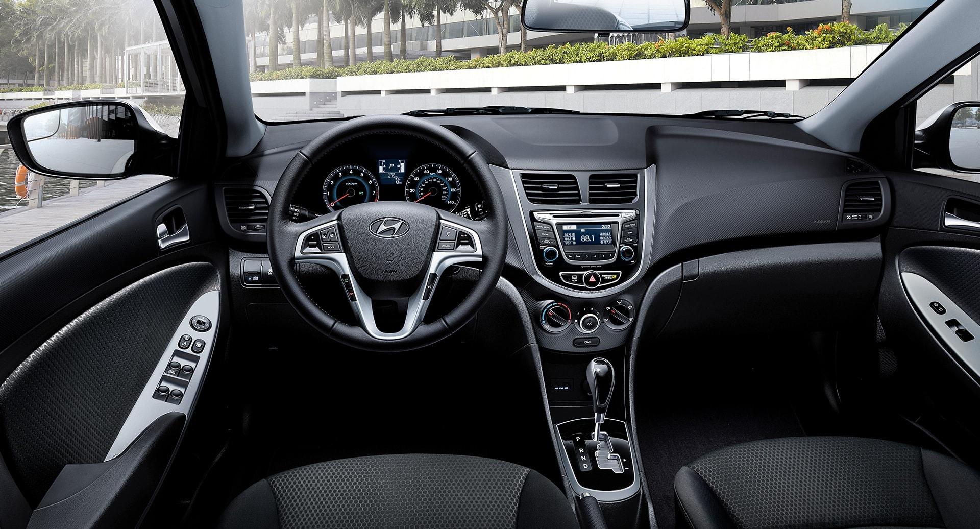 Hyundai Solaris I 2010 - 2014 Hatchback 5 door #3