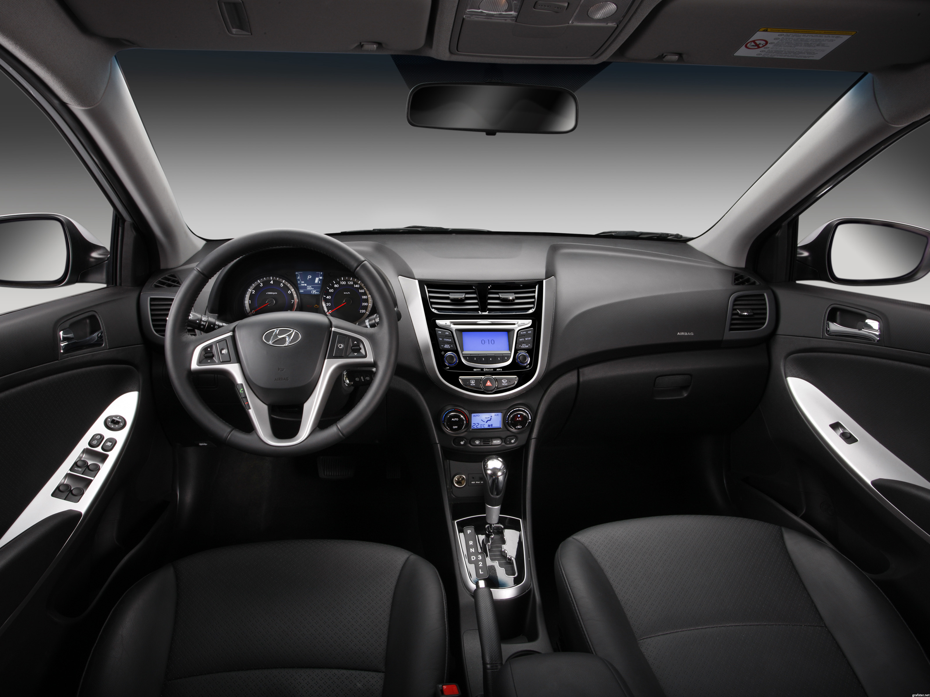 Hyundai Solaris I 2010 - 2014 Sedan #2