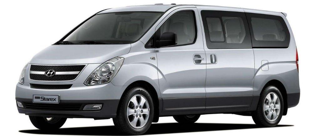 Hyundai Starex I 1996 - 2000 Minivan #4