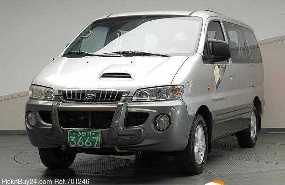 Hyundai Starex I 1996 - 2000 Minivan #5
