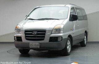 Hyundai Starex I 1996 - 2000 Minivan #6