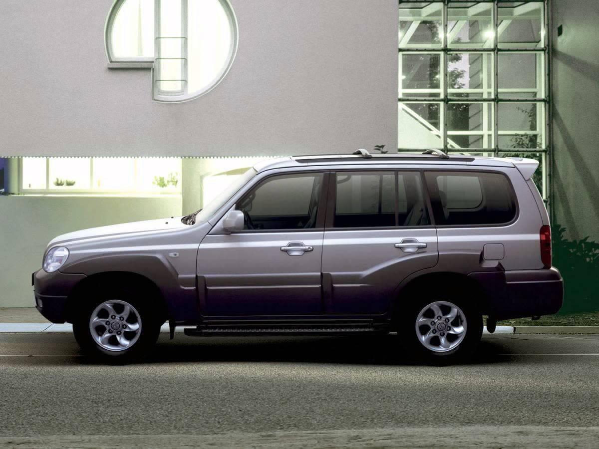 Hyundai Terracan I Restyling 2004 - 2007 SUV 5 door #5