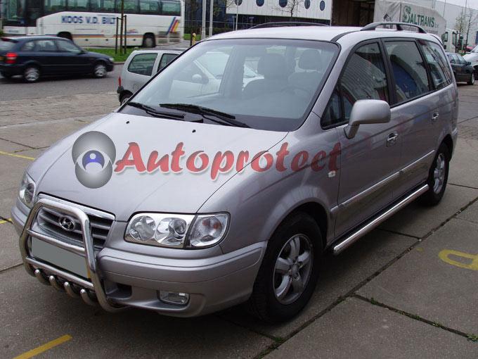 Hyundai Trajet I 1999 - 2004 Compact MPV #4