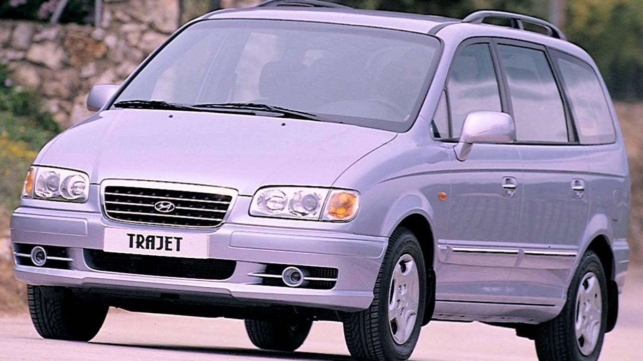 Hyundai Trajet I 1999 - 2004 Compact MPV #8