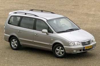 Hyundai Trajet I Restyling 2004 - 2008 Compact MPV #7