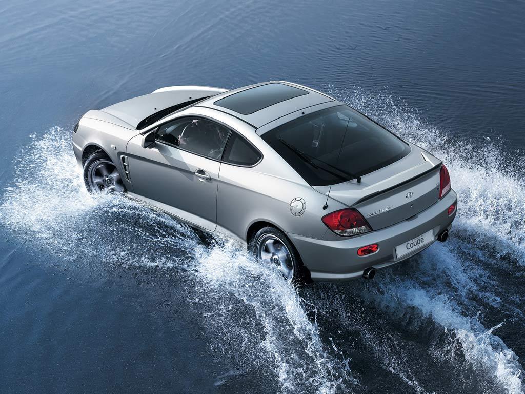 Hyundai Tuscani 2001 - 2009 Coupe #6