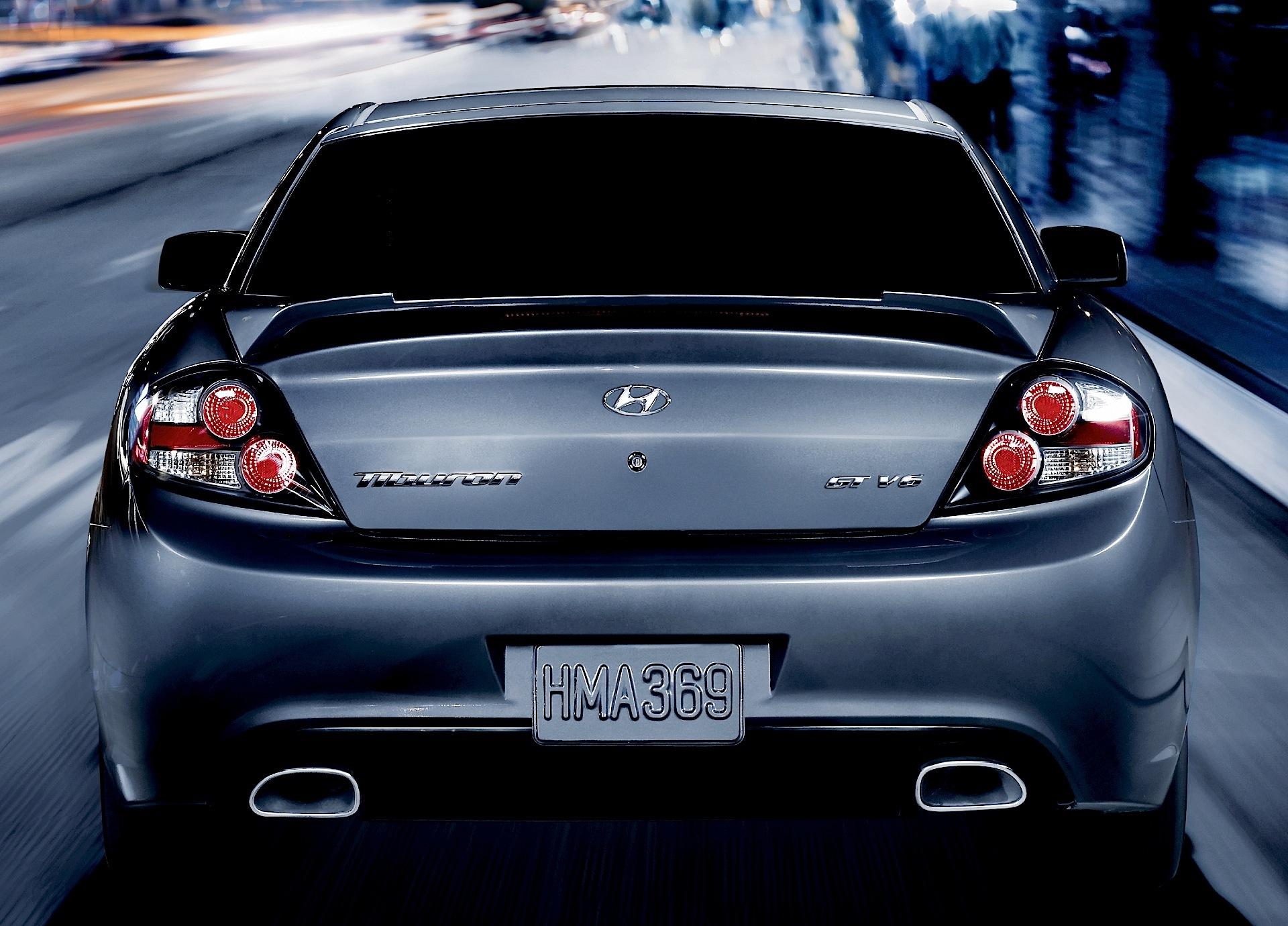 Hyundai Tuscani 2001 - 2009 Coupe #3