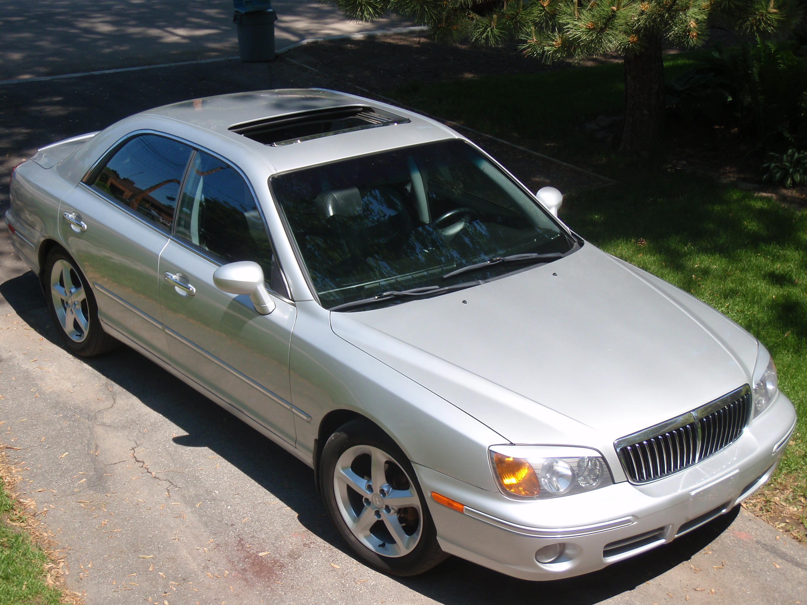 Hyundai XG I 1998 - 2003 Sedan #4