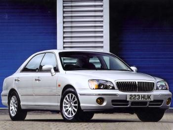 Hyundai XG I 1998 - 2003 Sedan #1