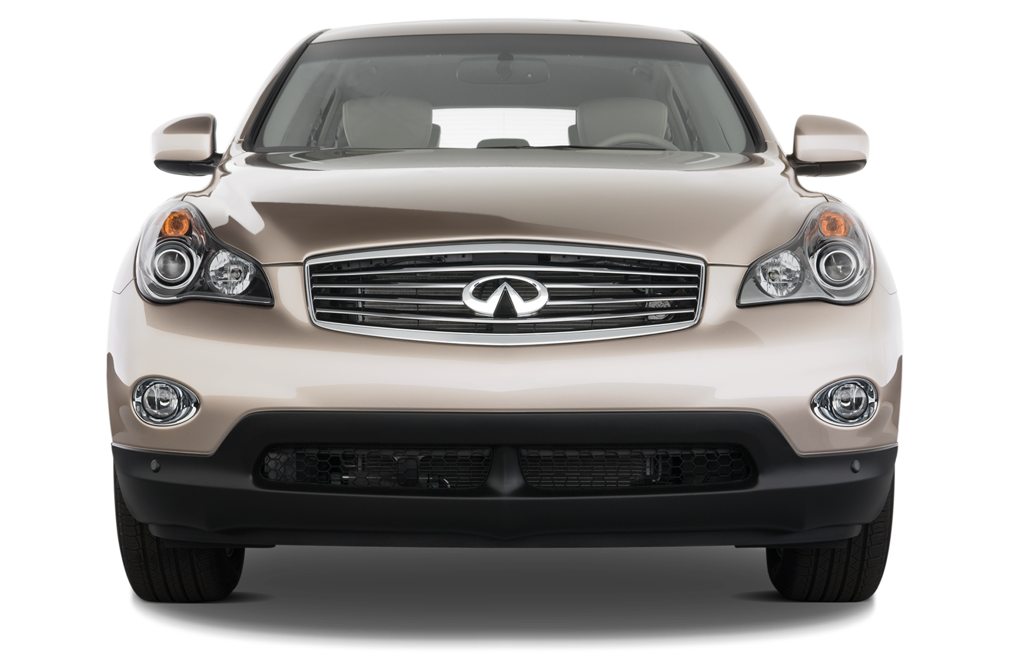 Infiniti EX 2007 - 2014 SUV 5 door #3