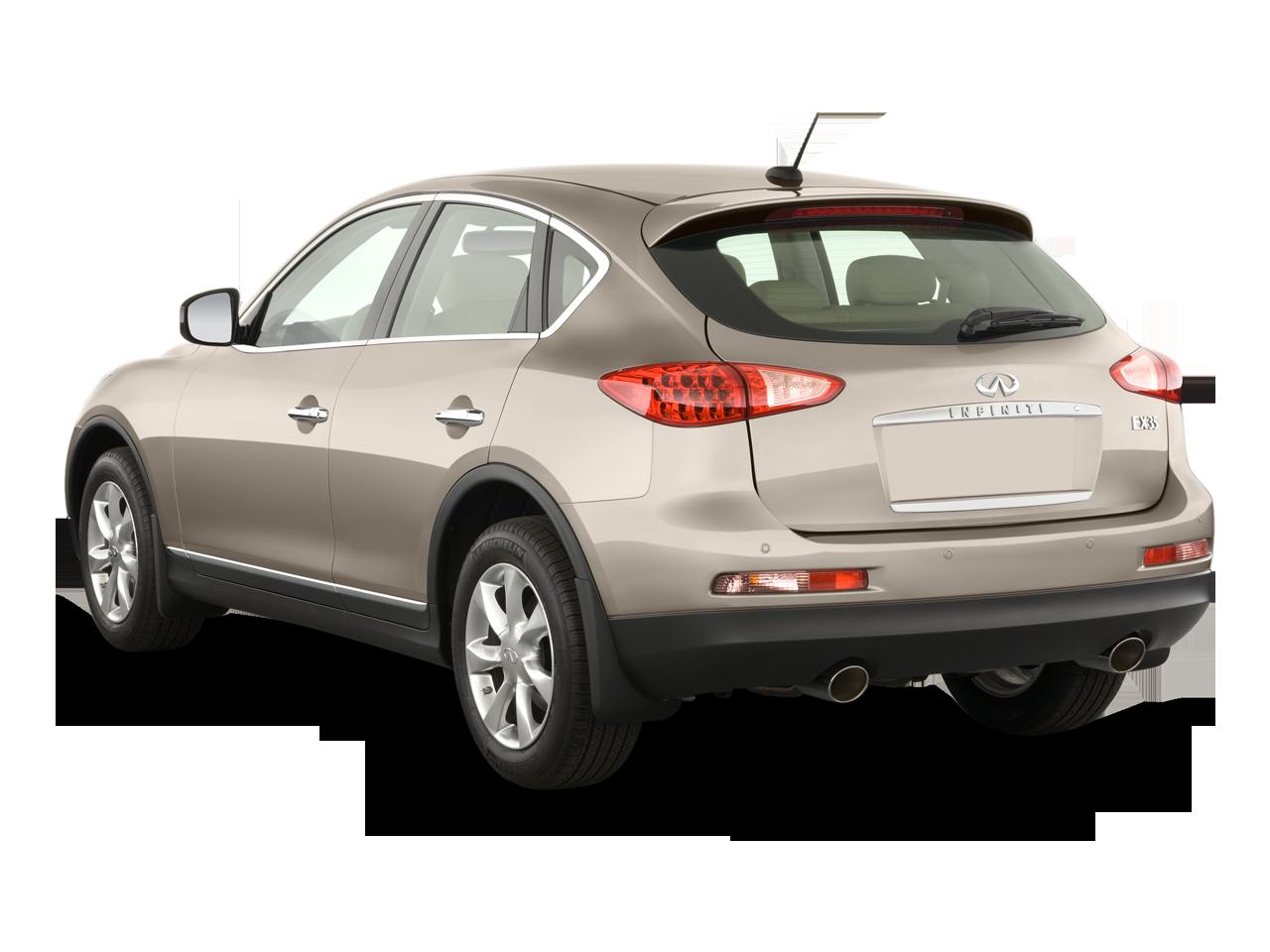 Infiniti EX 2007 - 2014 SUV 5 door #4