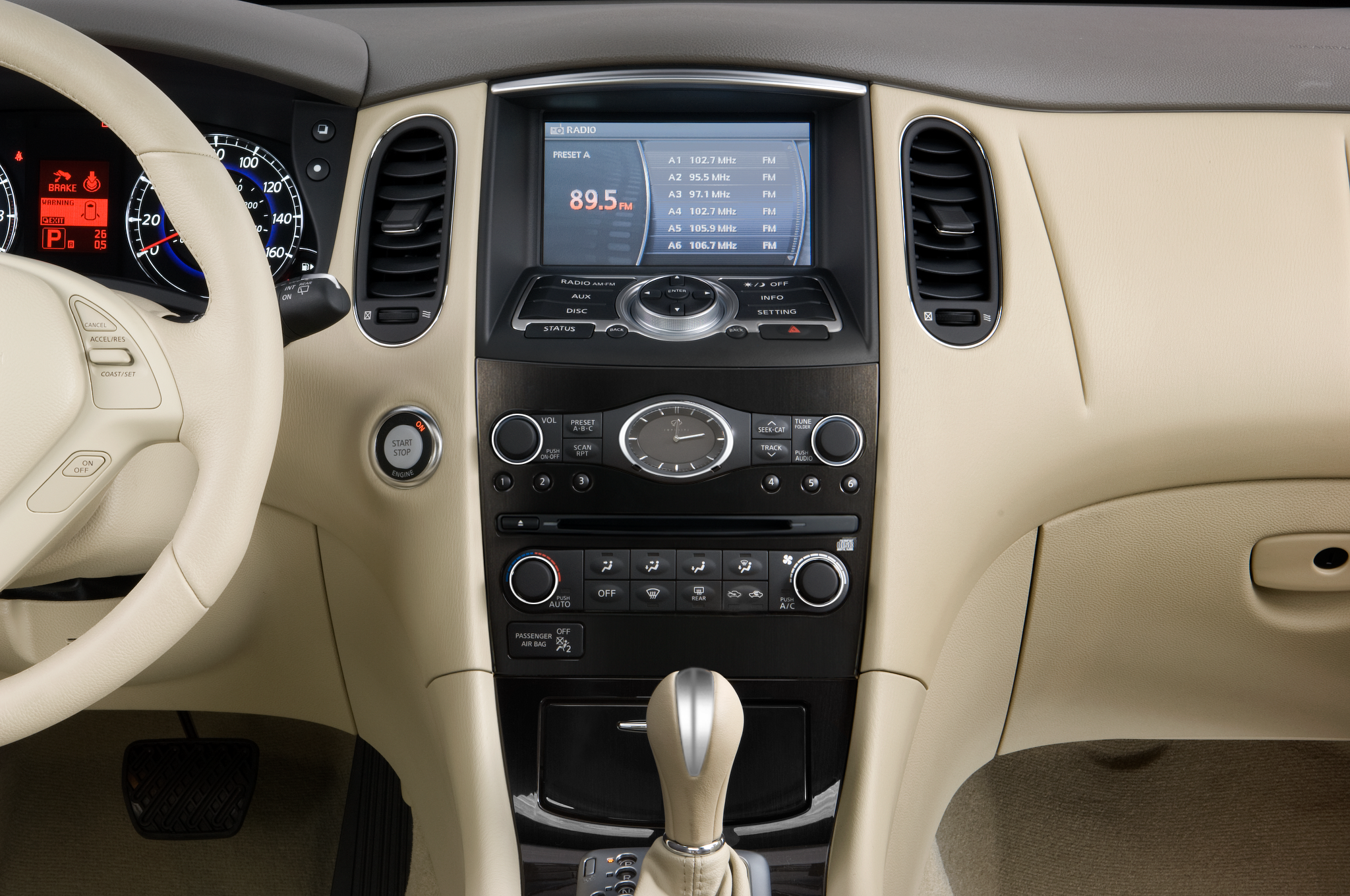 Infiniti EX 2007 - 2014 SUV 5 door #2