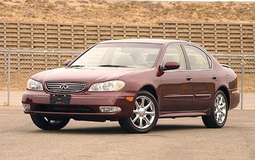 Infiniti I II 2000 - 2004 Sedan #8