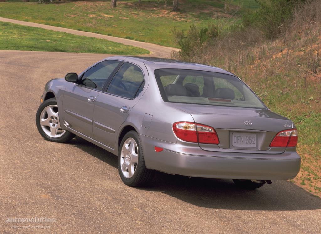 Infiniti I II 2000 - 2004 Sedan #5