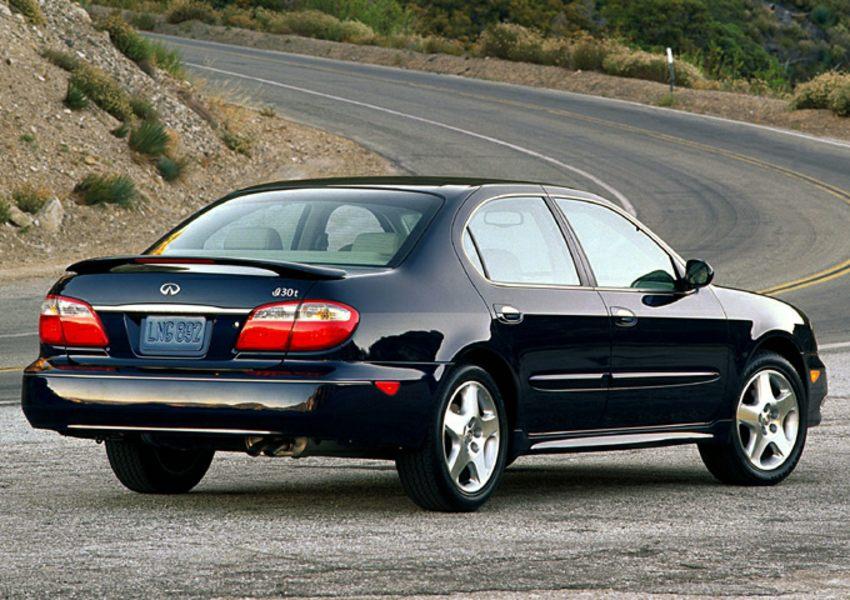 Infiniti Q II 1996   2001 Sedan #4