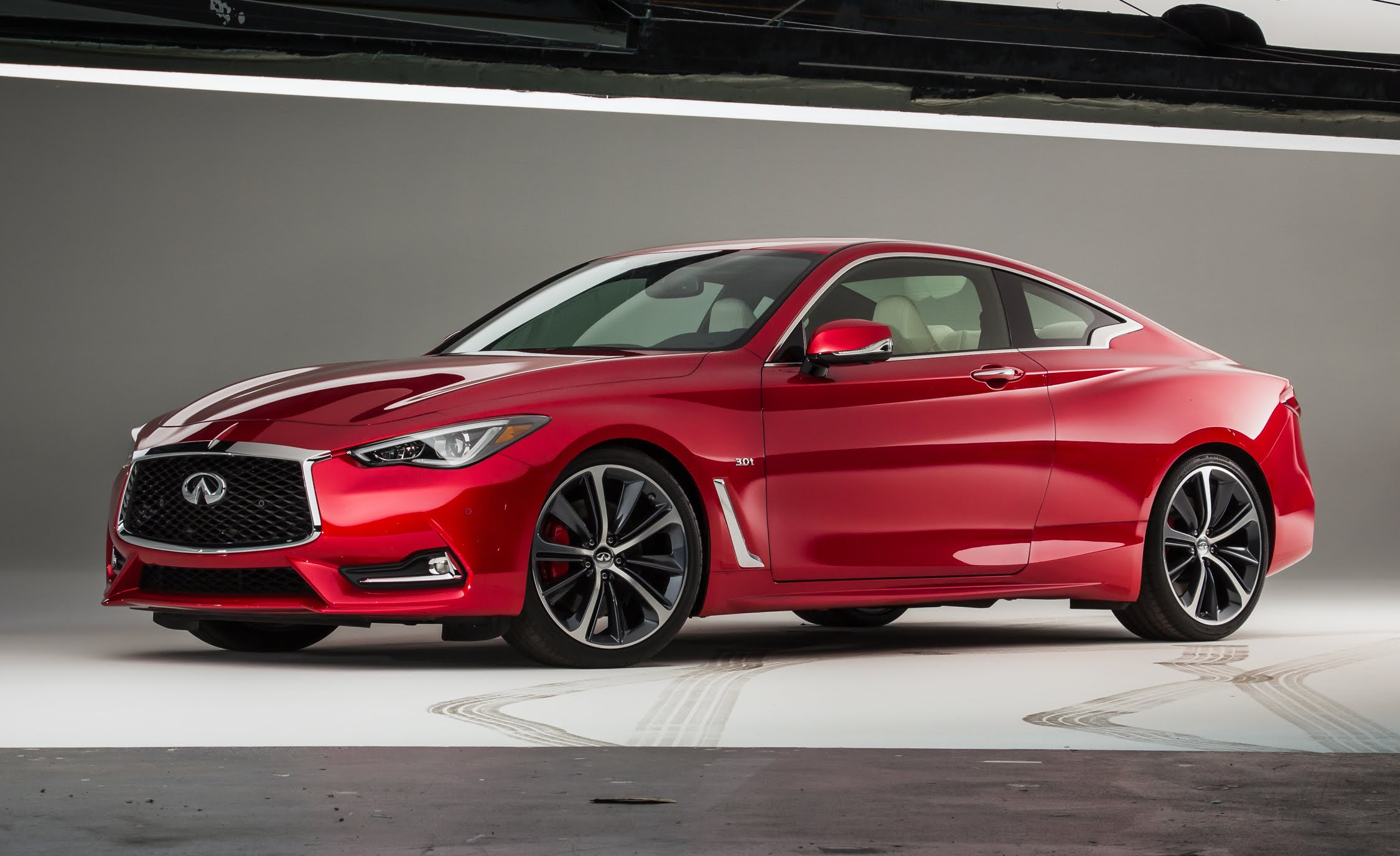 Infiniti Q60 II 2016 - now Coupe #3