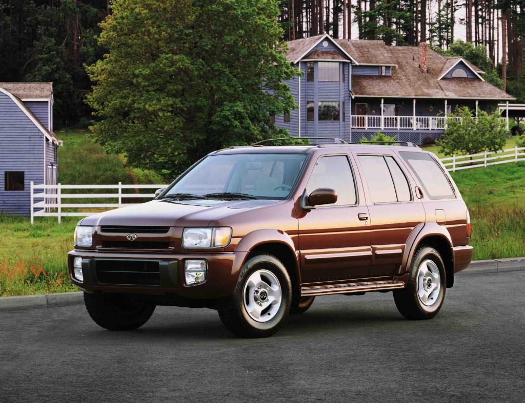 Infiniti QX4 I 1996 - 2003 SUV 5 door #5