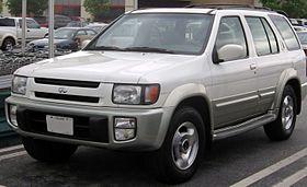 Infiniti QX4 I 1996 - 2003 SUV 5 door #7