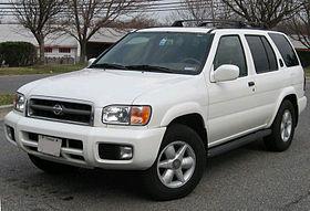 Infiniti QX4 I 1996 - 2003 SUV 5 door #6
