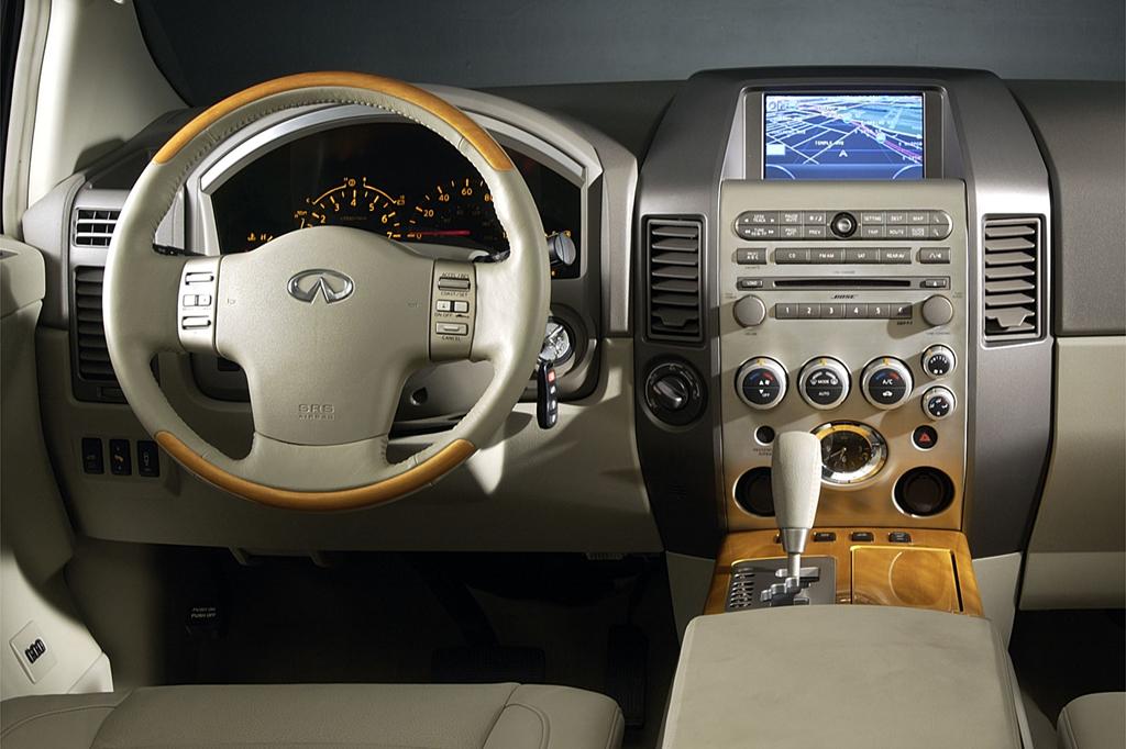 Infiniti Qx56 I 2004 2007 Suv 5 Door Outstanding Cars