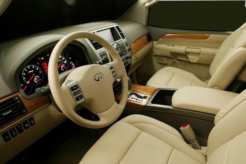 Infiniti QX56 II 2010 - 2014 SUV 5 door #5