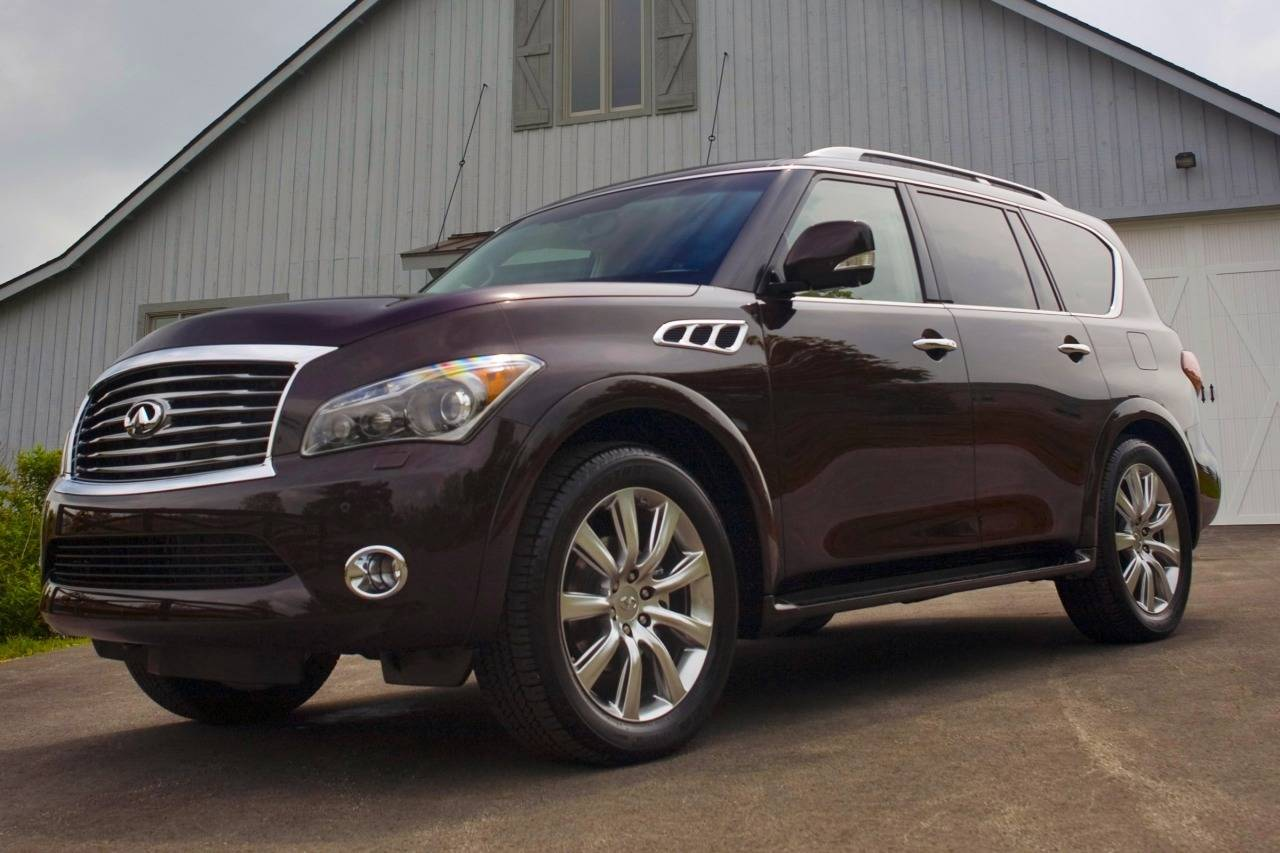 wheel speed base infiniti photo suv front top infinity drive