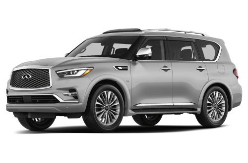 Infiniti QX80 I Restyling 2 2017 - now SUV 5 door #5