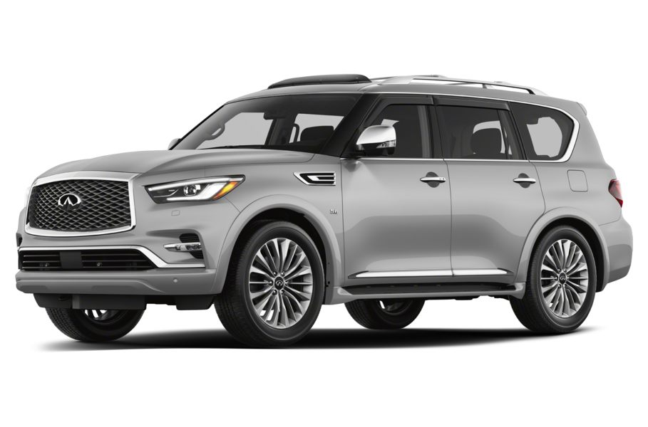 Infiniti QX80 I Restyling 2 2017 - now SUV 5 door #4