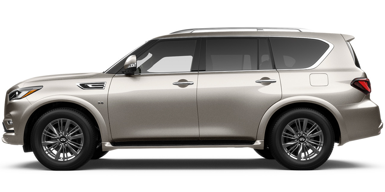 Infiniti QX80 I Restyling 2 2017 - now SUV 5 door #1