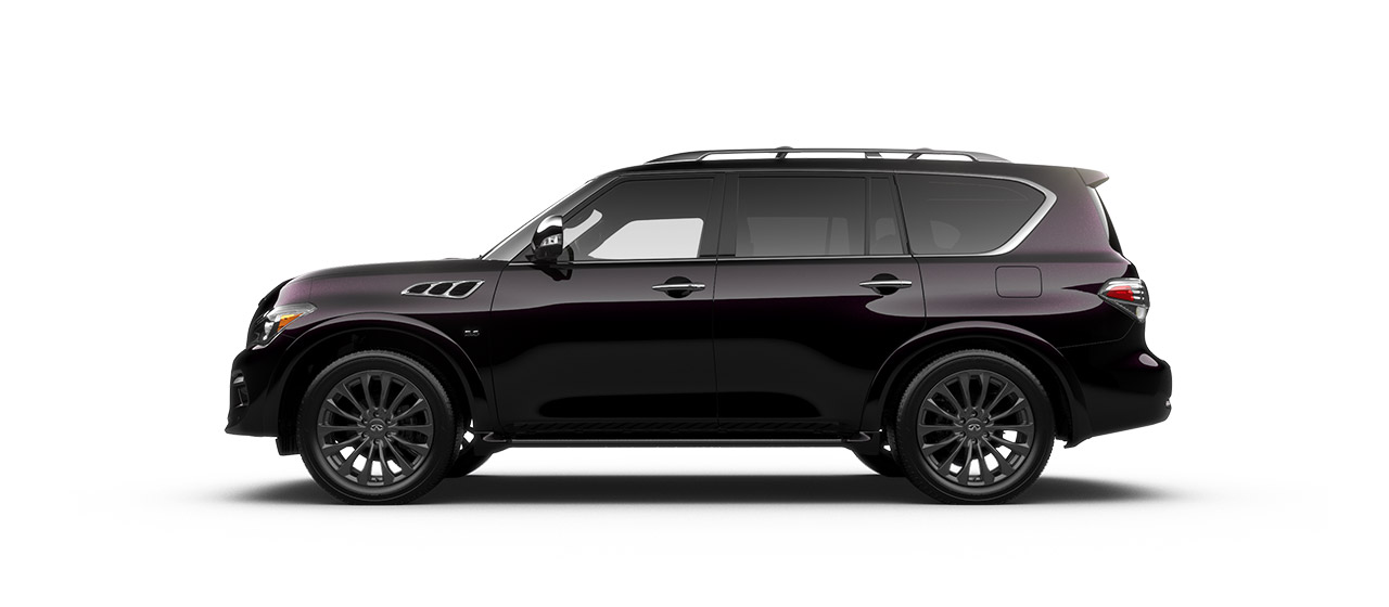 Infiniti QX80 I Restyling 2 2017 - now SUV 5 door #2