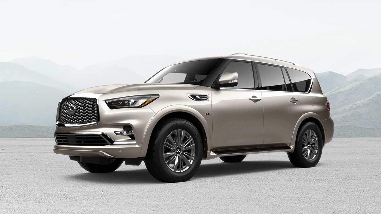 Infiniti QX80 I Restyling 2 2017 - now SUV 5 door #7