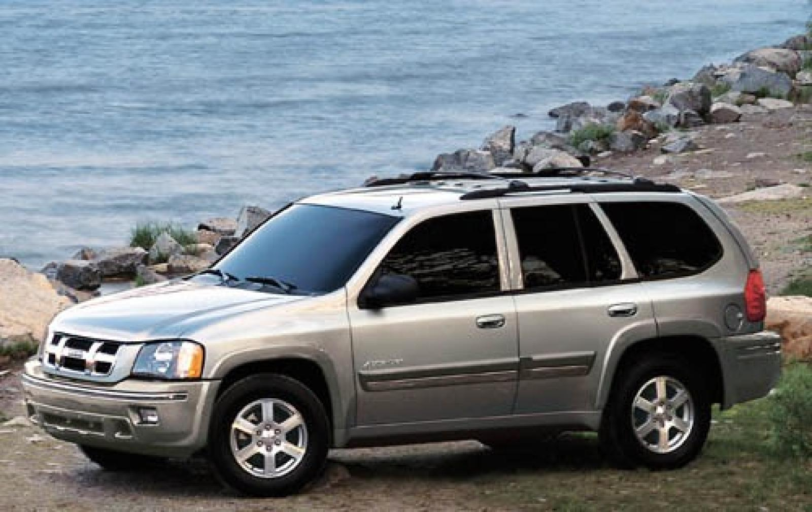 Isuzu Ascender 2002 - 2008 SUV 5 door #3
