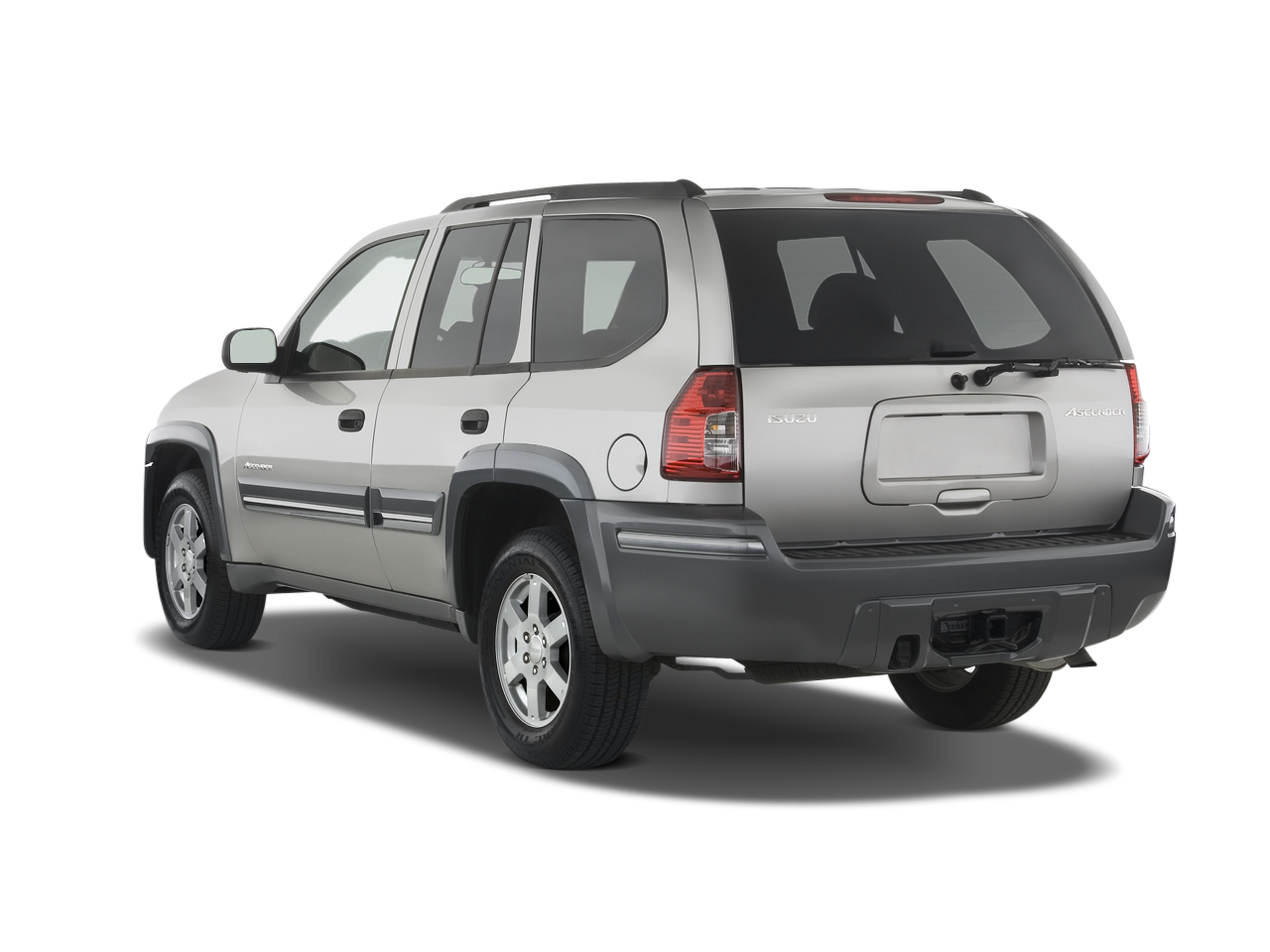 Isuzu Ascender 2002 - 2008 SUV 5 door #2