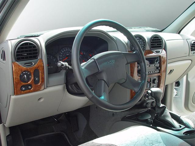 Isuzu Ascender 2002 - 2008 SUV 5 door #8