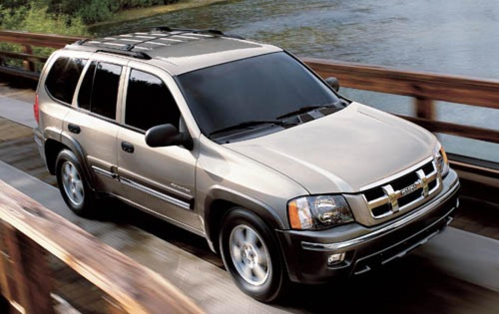 Isuzu Ascender 2002 - 2008 SUV 5 door #1