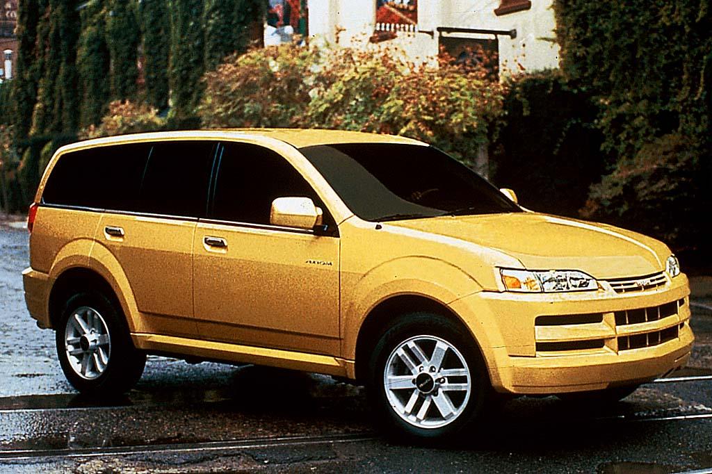 Isuzu Axiom 2001 - 2004 SUV 5 door #6