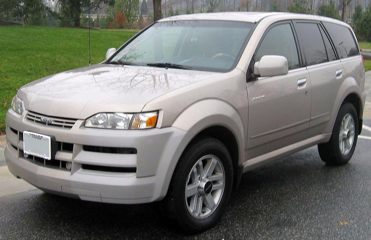 Isuzu Axiom 2001 - 2004 SUV 5 door #7