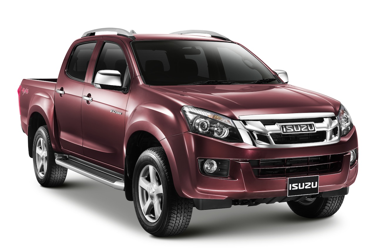Isuzu D-Max II 2012 - now Pickup #5