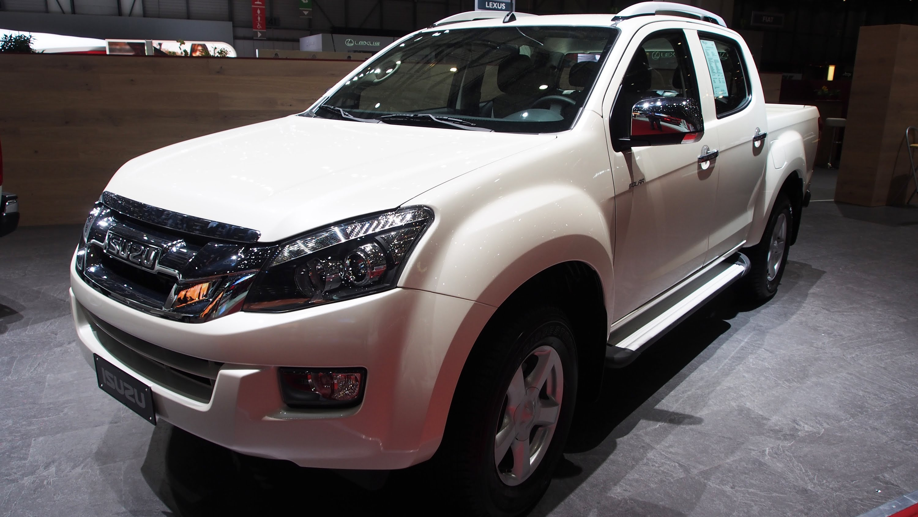Isuzu D-Max II 2012 - now Pickup #3
